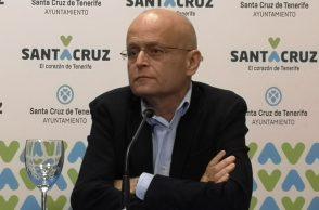 Trujillo, portavoz de Unidas Podemos en el Ayuntamiento de Santa Cruz