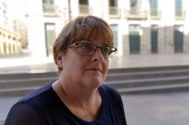 Dolores Espinosa, representante de Unidas Podemos en los temas de Juventud