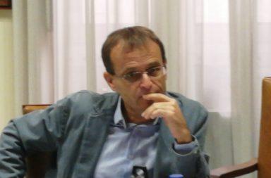 Ramón Trujillo en una comisión de control del mandato pasado (2015-2019)