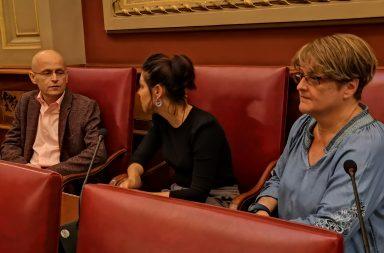 Ramón Trujillo denuncia las falacias de Coalición Canaria