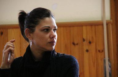Yaiza Gorrín. Concejala de Unidas Podemos