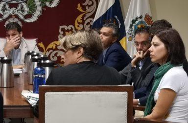 Yaiza Gorrín pide desatascar el conflicto de las viviendas en María Jiménez