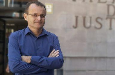 Ramón Trujillo, portavoz de Unidas Podemos en Santa Cruz de Tenerife