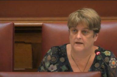 Dolores Espinosa propone un centro municipal para personas con discapacidad
