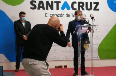 Ramón Trujillo explica los términos dela denuncia puesta a Sacyr